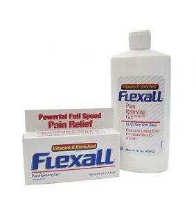 Gel pentru calmarea durerilor Flexall